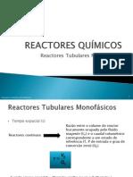Reactores Tubulares Monofasicos Parte 2