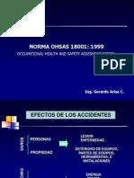 OHSAS-18000 - IESA