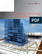 building planning and massing