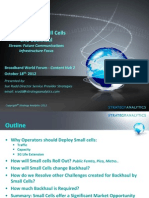 BBWF_Economics of Small Cells and Backhaul_SRudd_Scribd_Oct1812