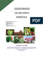Nocoes Basicas de Uma Horta Domestica POR DAZIO VILELA