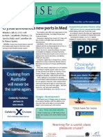 Cruise Weekly for Thu 29 Nov 2012 - Crystal outlook, Mini-Mekong cruising, Alaska unleashed, Solstice and much more...