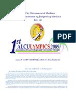 ALCULYMPICS '09