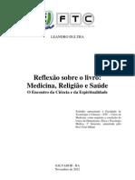 Medicina religião e saúde