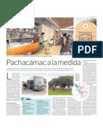 Turismo por Pachacamac