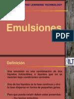 Emulsión