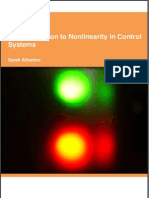 An introduction to non linearity in Control System