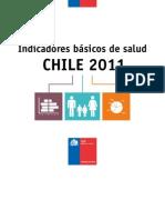 DEIS (2011) Indicadores Básicos en Salud 2001-2011