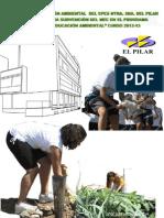PROYECTO Centros de Educación Ambiental 2012 (Con fotos)