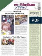 Pelham~Windham News 11-30-2012