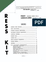 Gemini 2 Flight Press Kit