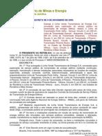 Decreto de 9-11-2009c