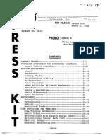 Gemini 8 Press Kit
