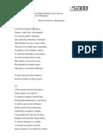 2. Selección Sonetos, Shakespeare