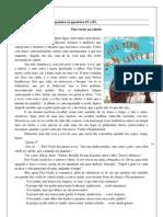 INTERPRETAÇÃO DE CONTO - FITA VERDE NO CABELO