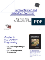 Chapter 3-PIC IO Port Programming