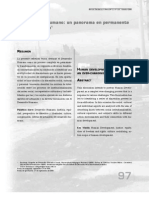 Articulo Desarrollo Humano- Ricardo