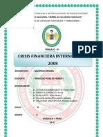 CRISIS DEL 2008