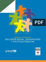 Libro Seminario Internacional Discapacidad