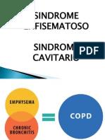 semiologia cclase enfisema