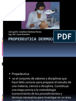 Propedeutica DermOCOSMETICA