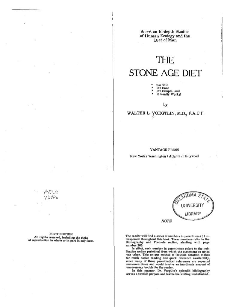 0dac9a62241 The Stone Age Diet