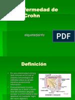 La enfermedad de crohn de estrada