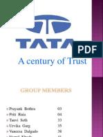 Tata Presentation