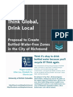 Think Global Drink Local
