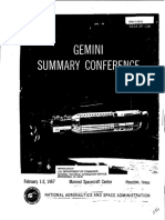 Gemini Sumary Conference