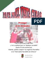 Papa Noel en Cubas de la Sagra