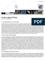 In the Light of Time