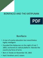 Bonifacio Katipunan