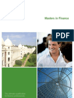 Master in Finance LBS