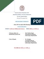 SAP, Seminar Programme