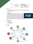 Topologi Test Praktek beserta konfigurasi