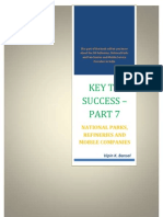 The Key to Success - Part 7 - Parks, Refineries and Mobile Networks