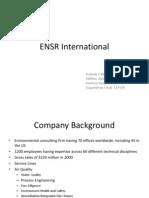 ENSR International