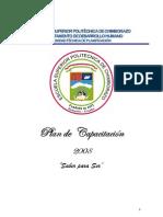 0d45e1 Plan de Capacitacion ESPOCH