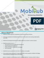 Mobile Applications @Kahuna Systems