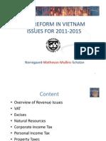 IMF TaxreforminVN