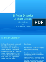Bi Polar Disorder Short