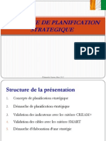 démarche de planification strategique