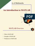 Matlab Lab 1