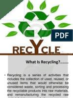 Recyle Process