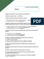 Cuprinsul Cercetarii de Marketing Ects 2009 Www.student-Info.ro