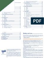 Manual de usuario ot 997d