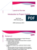 Introduction to Project Control 1[1]