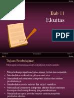 Slide TA 11 Ekuitas