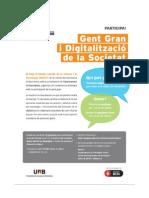 Gent gran i digitalització de la societat